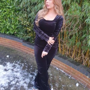 Lounge Jump Suit - by We Are Curves clothing