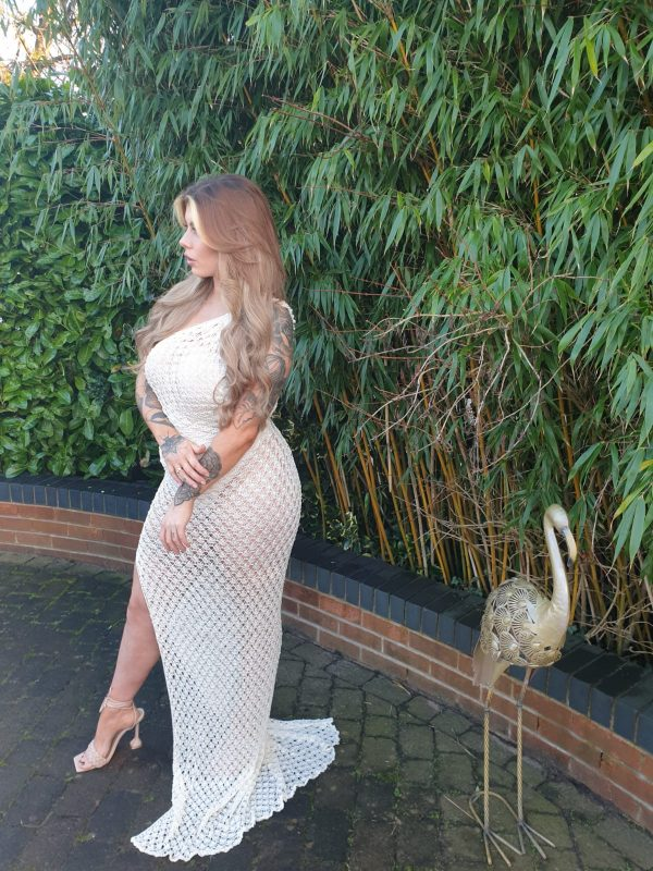 Wedding Dress (1) - by We Are Curves clothing